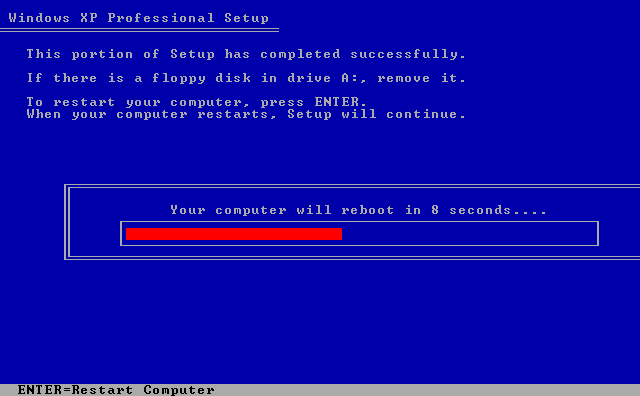 restart-instalare-windows-xp