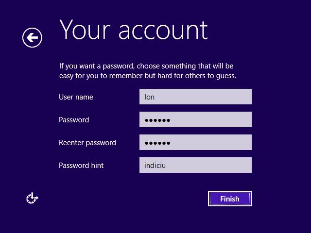 utilizator-parola-instalare-windows-8